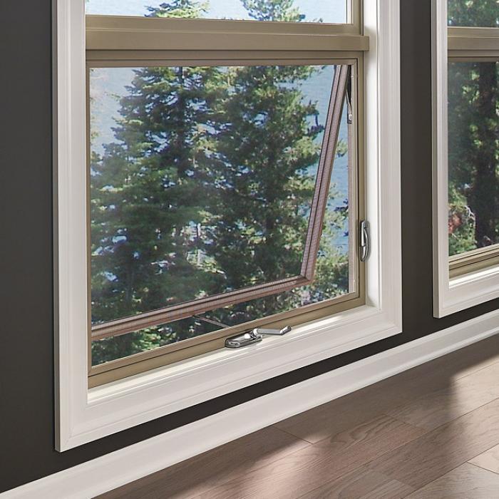Ultra Series fiberglass awning window