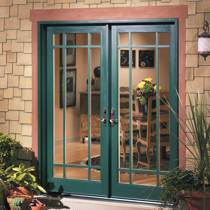 Out-Swing French Patio Doors - Exterior Doors