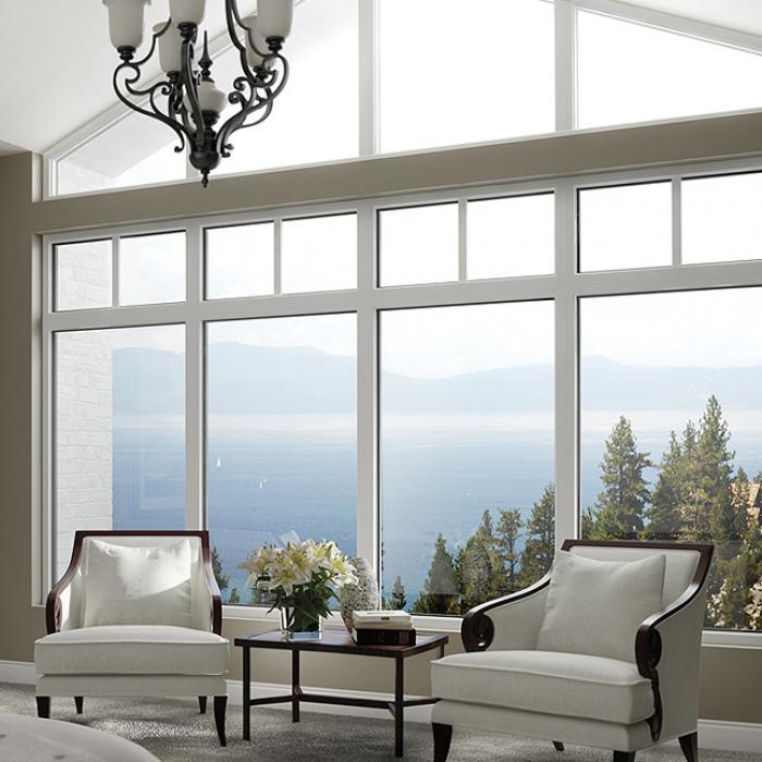 Ultra Series fiberglass picture windows