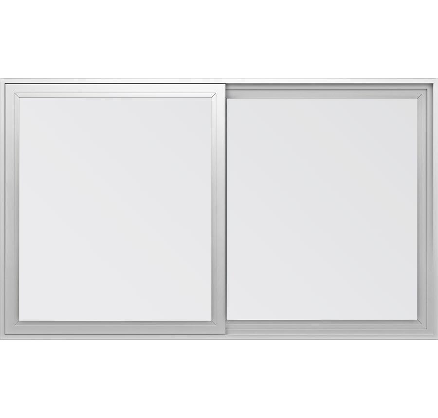 Trinsic Series vinyl horizontal sliding windows