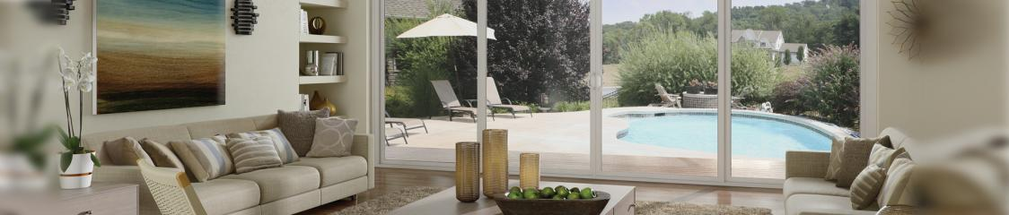 Sliding replacement and new construction patio doors