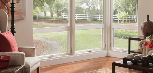 Style Line Series vinyl awning window